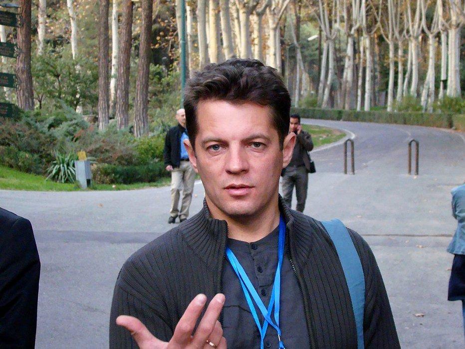 Суд признал легитимным продление ареста обвиняемому вшпионаже корреспонденту Сущенко