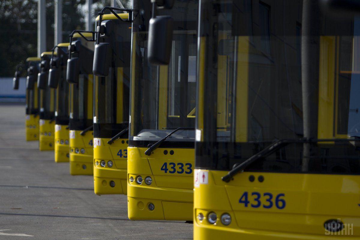 Стали известны маршруты движения ночных троллейбусов вКиеве
