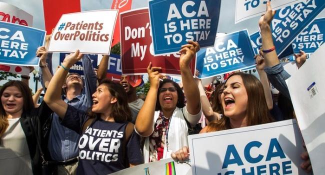 Съезду США посоветовали отменить реформу системы медстрахования