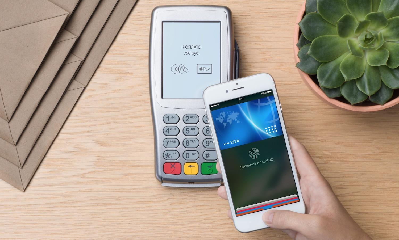 Apple Pay и Самсунг Pay заработали скартами Visa Сбербанка