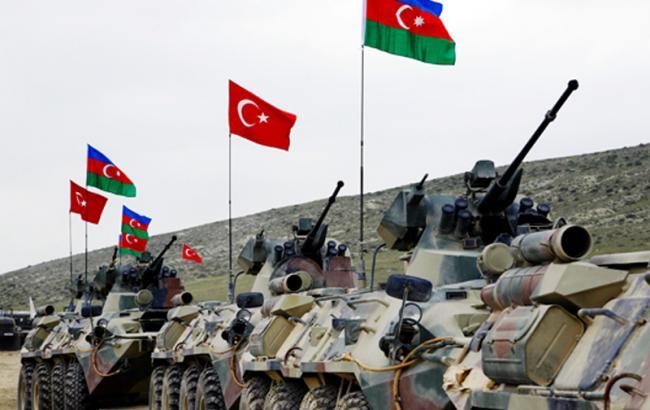 Турецкий Генштаб разработал план военных операций вСирии иИраке
