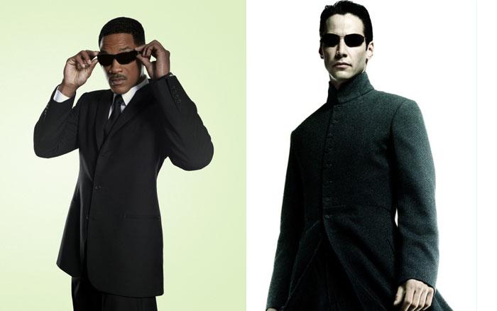 Уилл Смит в роли Нео (трилогия «Матрица»)