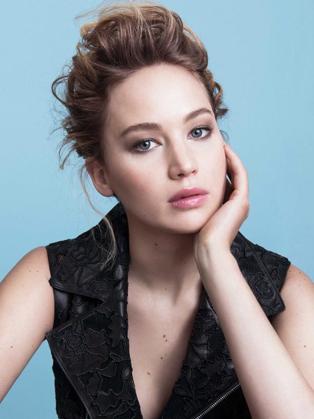Jennifer Lawrence for Dior Addict Lipstick (1 pics)