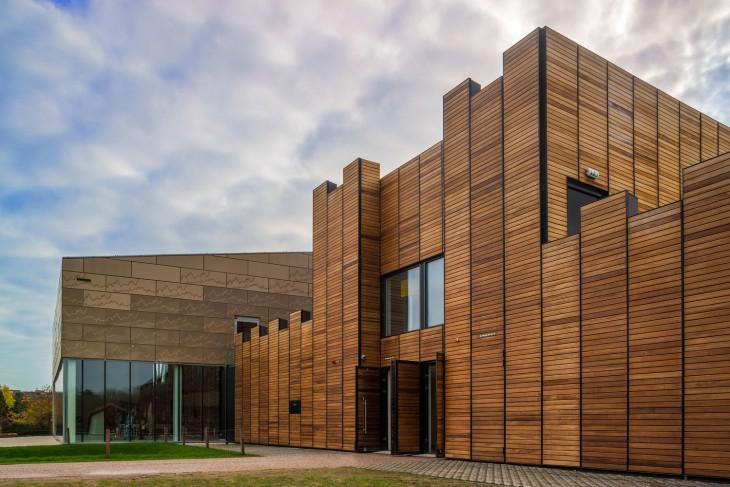 Castellum Hoge Woerd by SKETS architectuurstudio (10 pics)