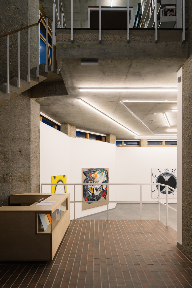 Cabinet Gallery by Trevor Horne Architects