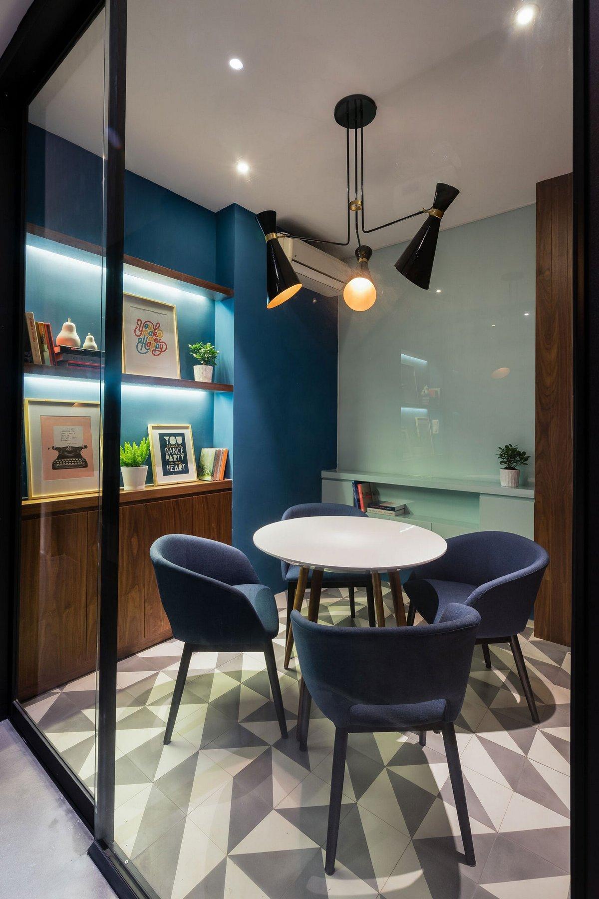 Комфортабельный офис в Хошимине