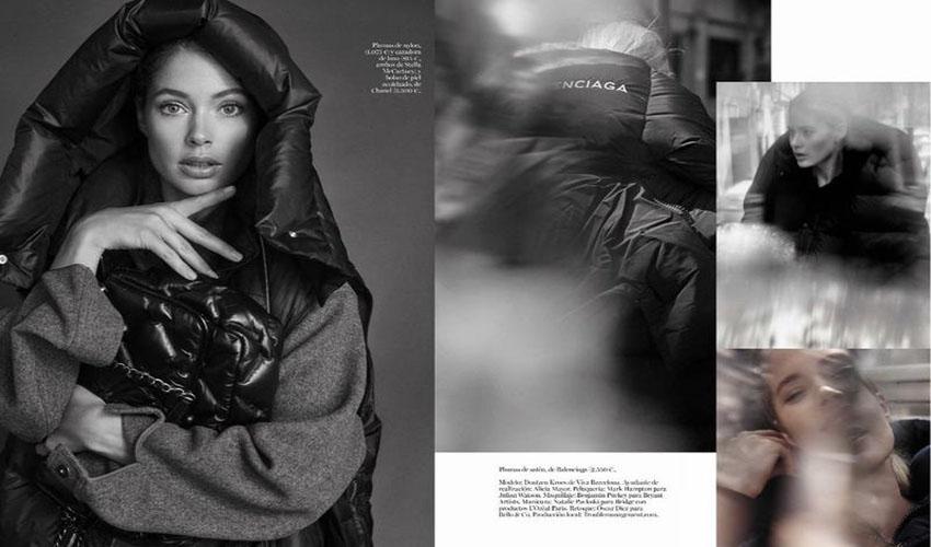 Doutzen Kroes - Vogue Spain (November 2016)