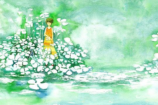 Inspiring Art by Nguyen Minh Hai