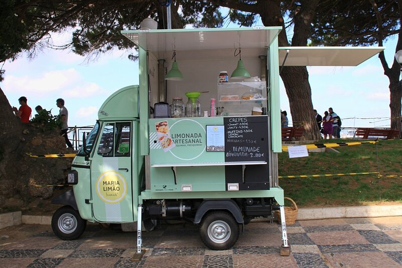 Лимонад в Португалии (Lemonade in Portugal)