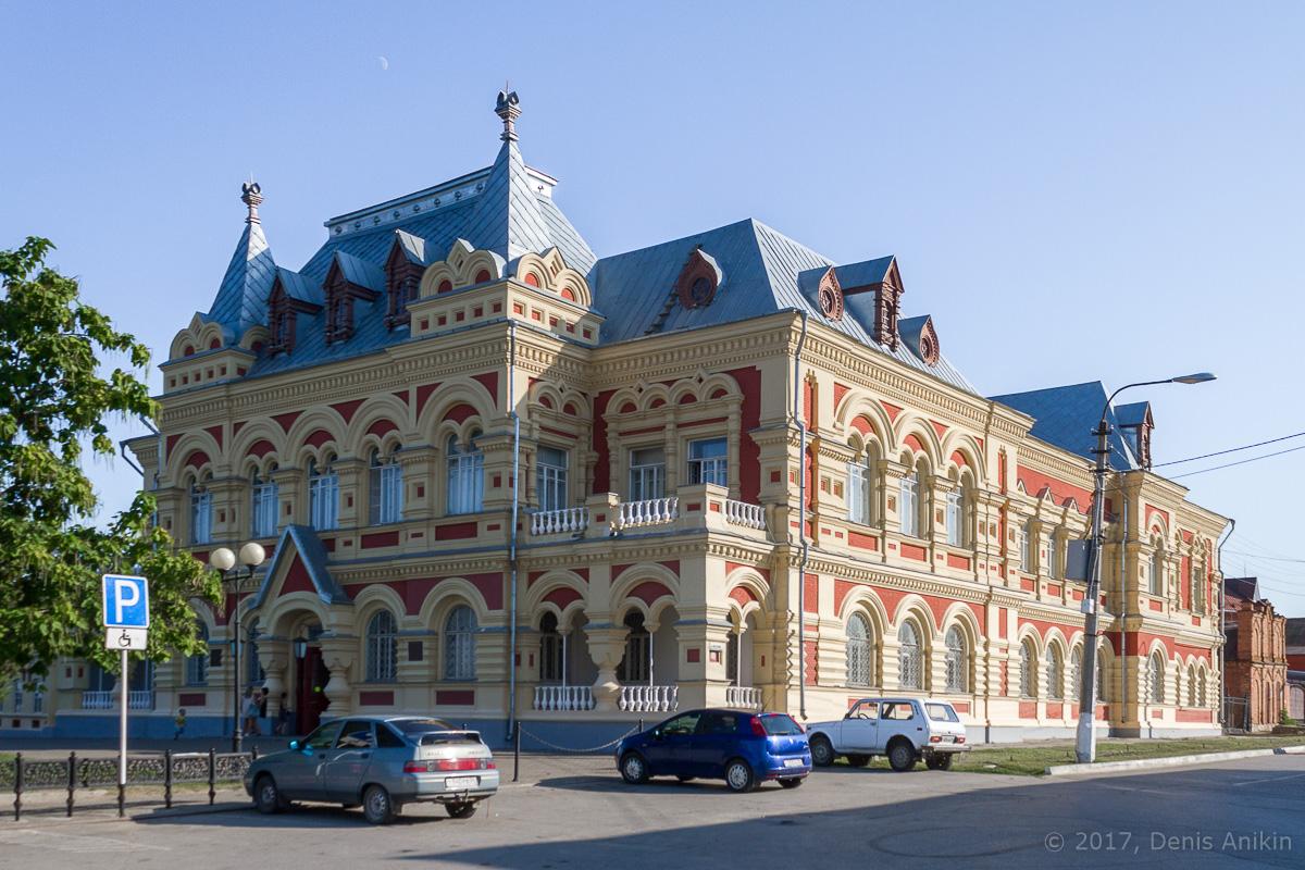 Здание историко-краеведческого музея Камышин фото 2