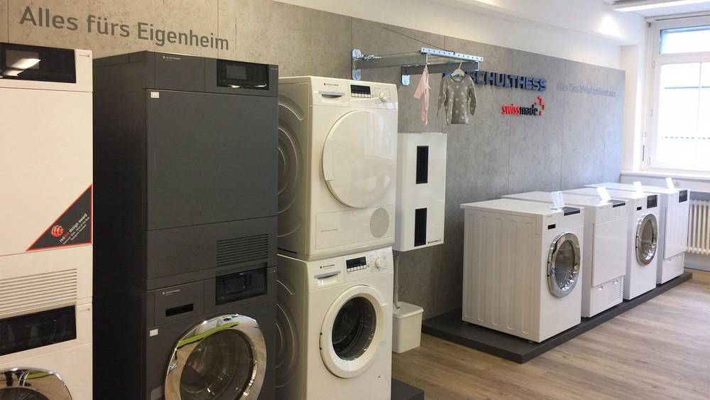 Schulthess бытовая техника стиральные машины Швейцария
