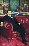 Портрет Б.А.Каминки. 1908. Русский художник Илья Ефимович Репин.jpg