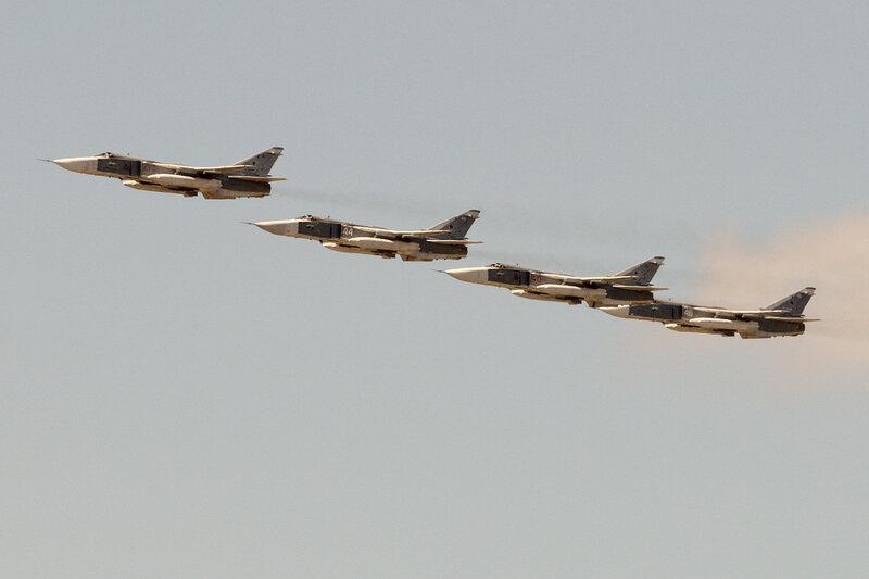 Звено Су-24М2