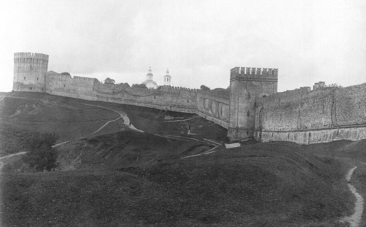 Башни Орёл и Позднякова. 1910