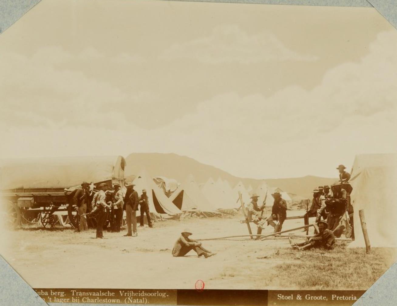 Южная Африка в эпоху англо-бурских войн. Часть 2