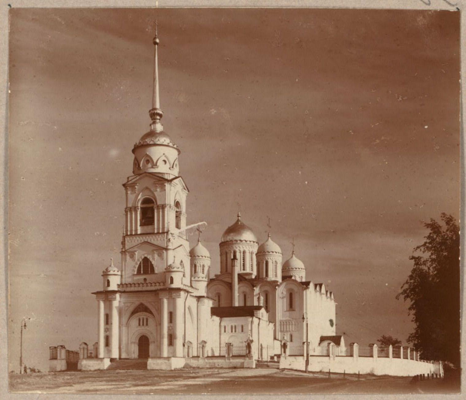 Успенский собор. 1911