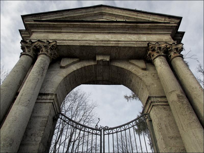 Ворота Адмиралтейские