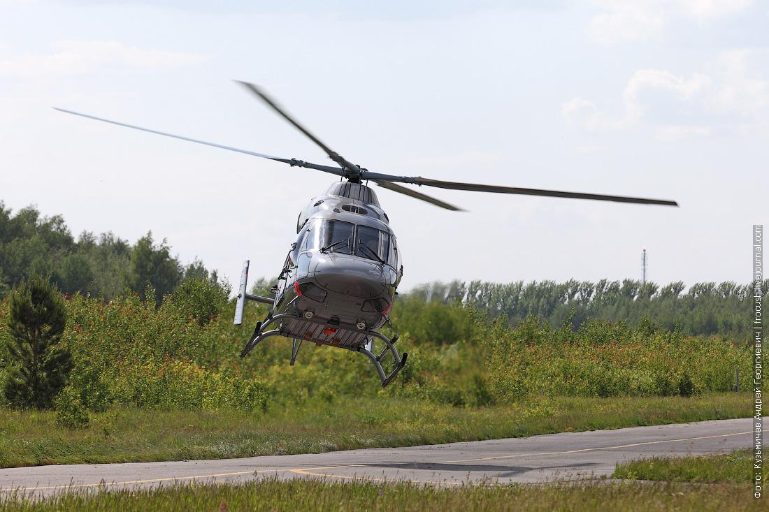 цена вертолет Ансат