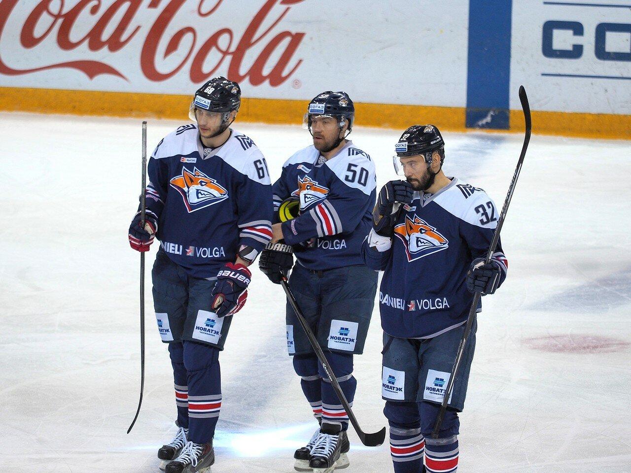 53Плей-офф 2016 Восток Финал Металлург - Салават Юлаев 31.03.2016
