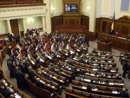 Рада планирует в четверг рассмотреть проект госбджета-2017 в первом чтении