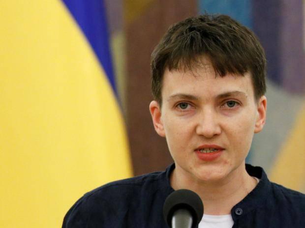 """Юля спасается бігством? В """"Родине"""" анонсировали резолюцию относительно заявлений Савченко"""