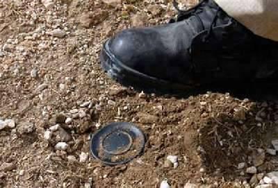 """Боевики """"ДНР"""" подорвались на собственной мине из-за ее неправильной установки, - ГУР"""