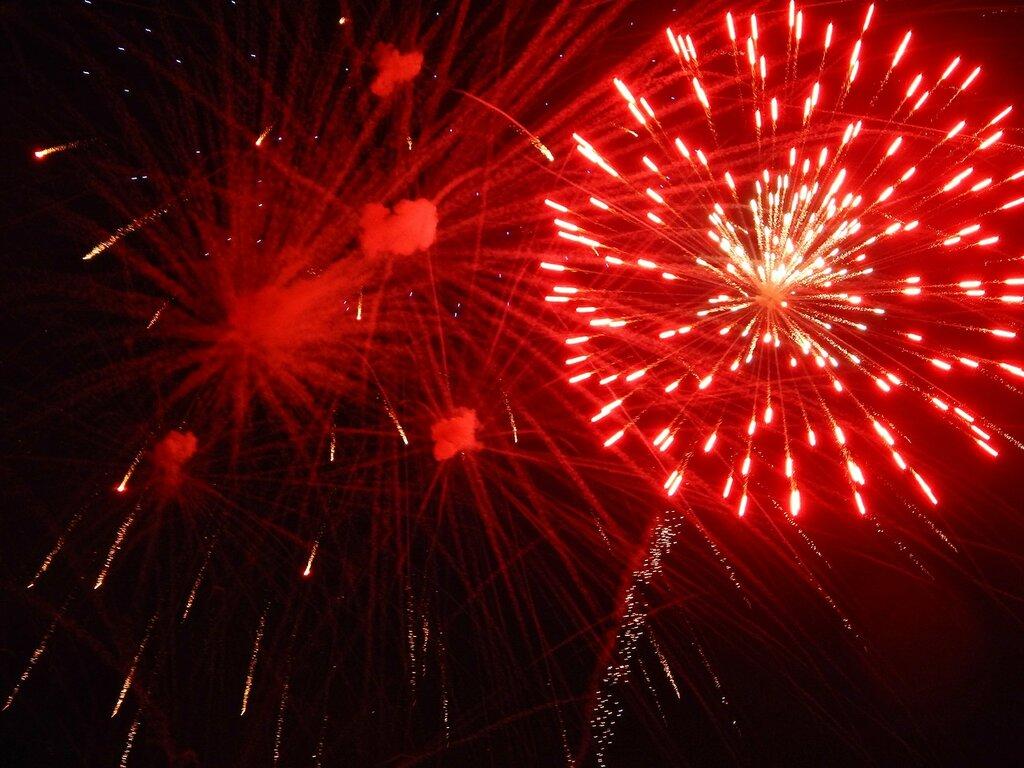 July 4th Fireworks-2016.