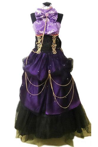 Женский карнавальный костюм Пиковая дама