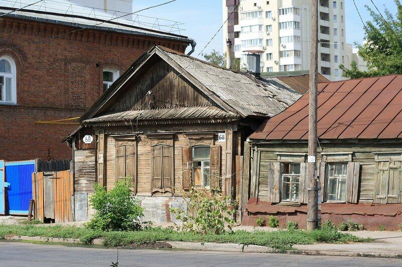 ул. Коммунистическая, Буянова и старый город 139.JPG
