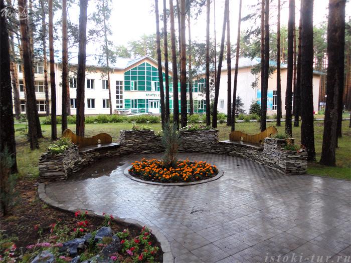 санаторий_Карагай_sanatoriy_Karagay