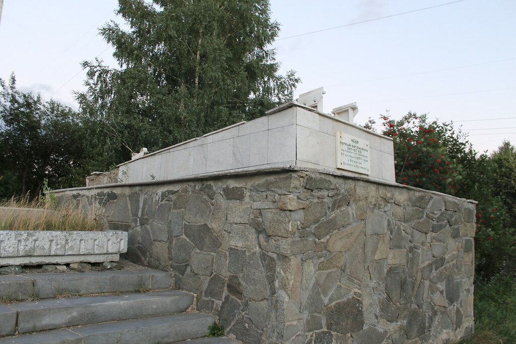 Памятник-Зил.