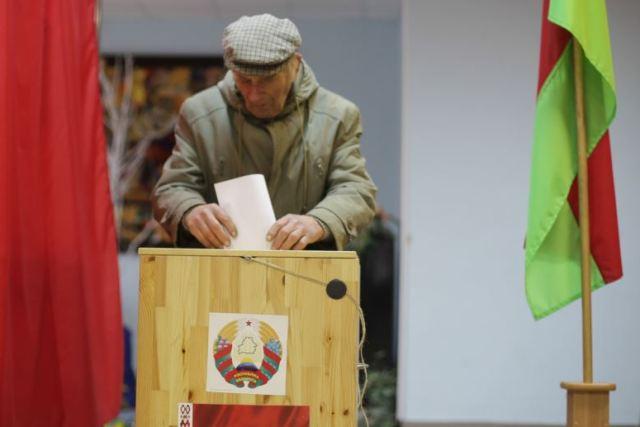 Преждевременно  напарламентских выборах проголосовало 31,29% избирателей