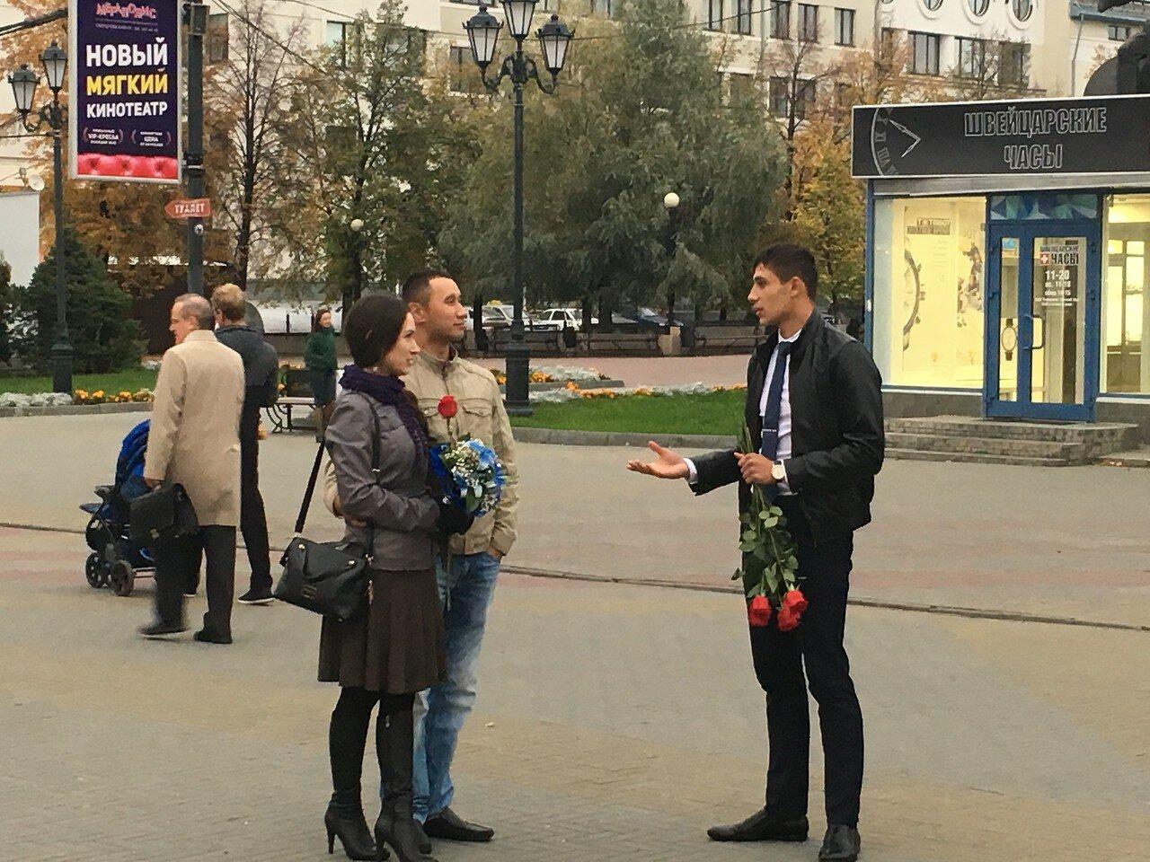 Возьмите цветы. В Челябинске примеряют новый вид мошенничества