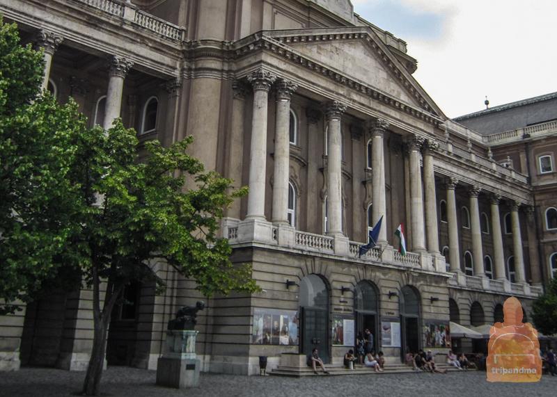 Исторический музей в Будапеште