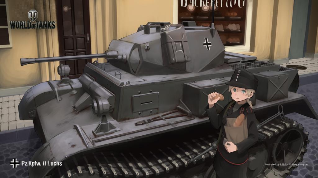 戦場の華 feat.しばふ #10: II号戦車L型ルクス