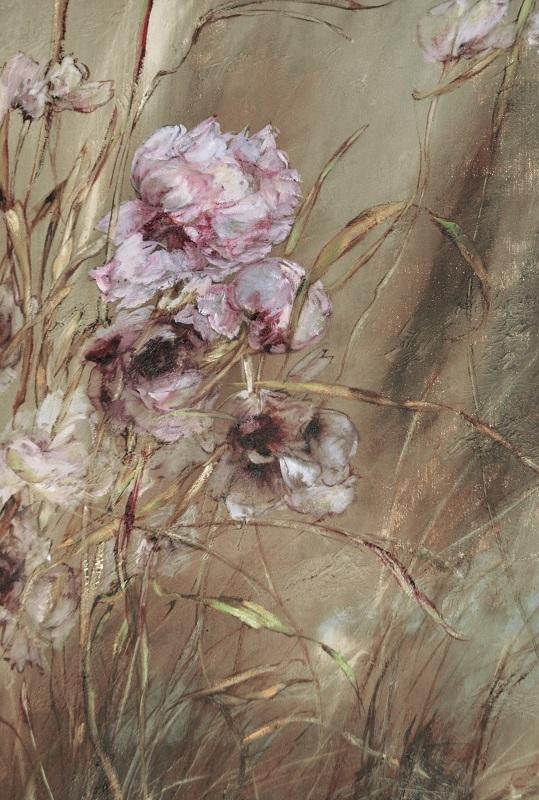 Французская художница Клер Баслер. Жизнь среди цветов