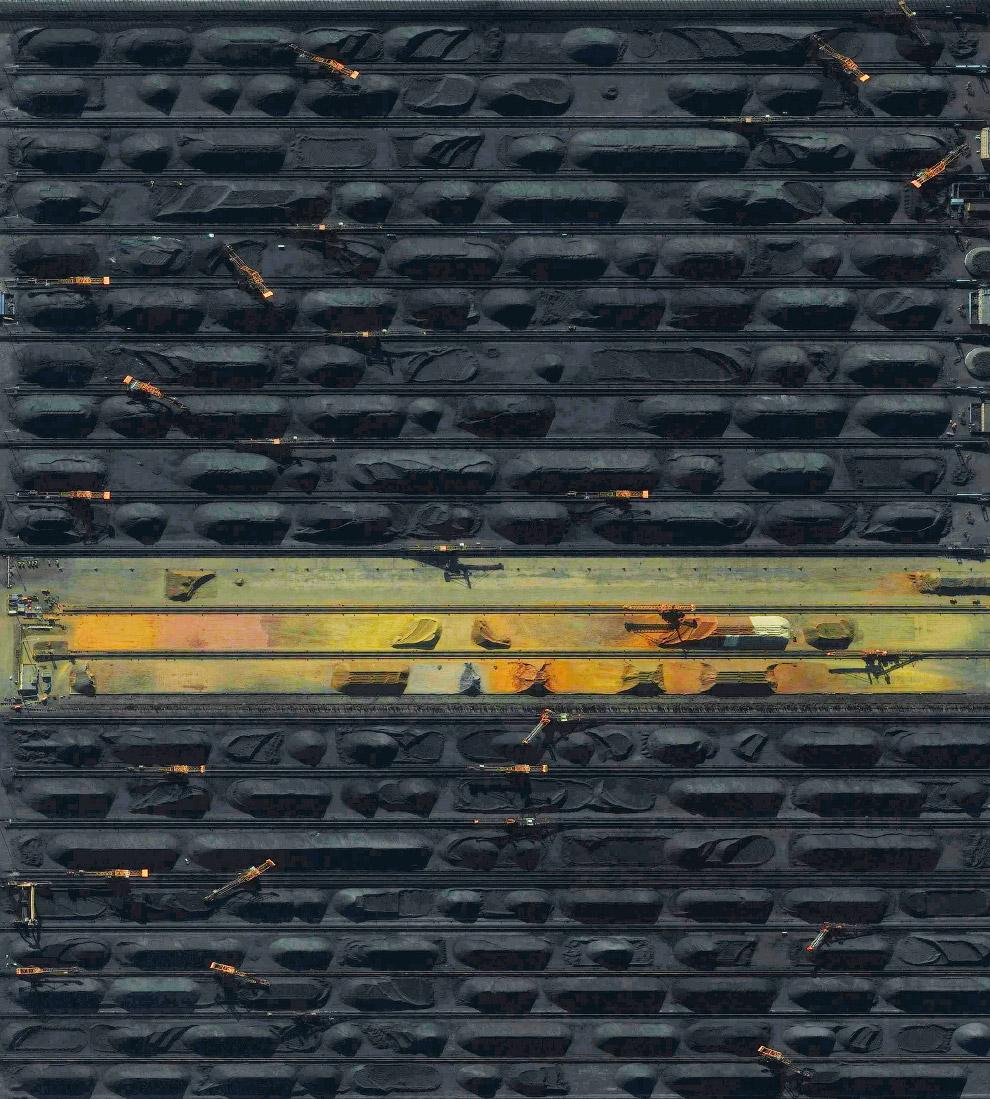 17. Самое большое кладбище самолетов в мире. Авиабаза ВВС США Девис-Монтен, находится в пустыне