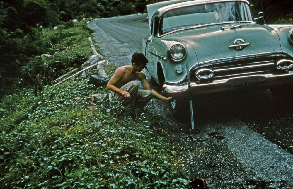 Новый Орлеан, 1968 год.