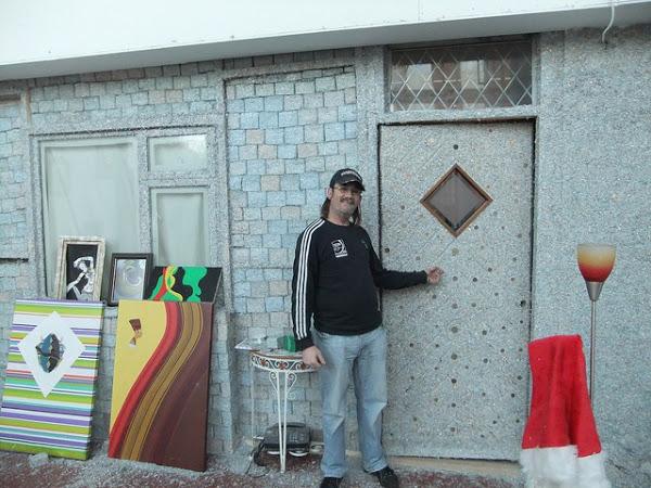 Дом из денег Фрэнка Бакли (10 фото)