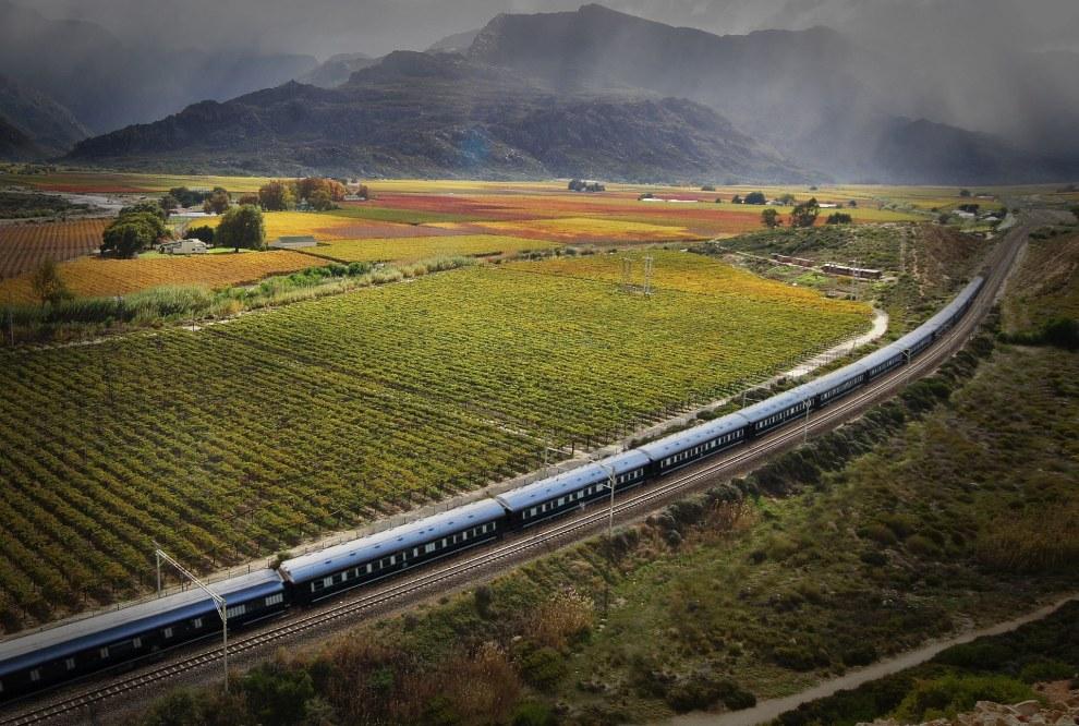 Rovos Rail можно забронировать для приватных мероприятий и сафари с охотой.  Стоимость билет