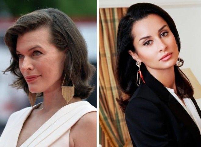 Кейт Бланшетт и Анжелика Варум, 47 лет