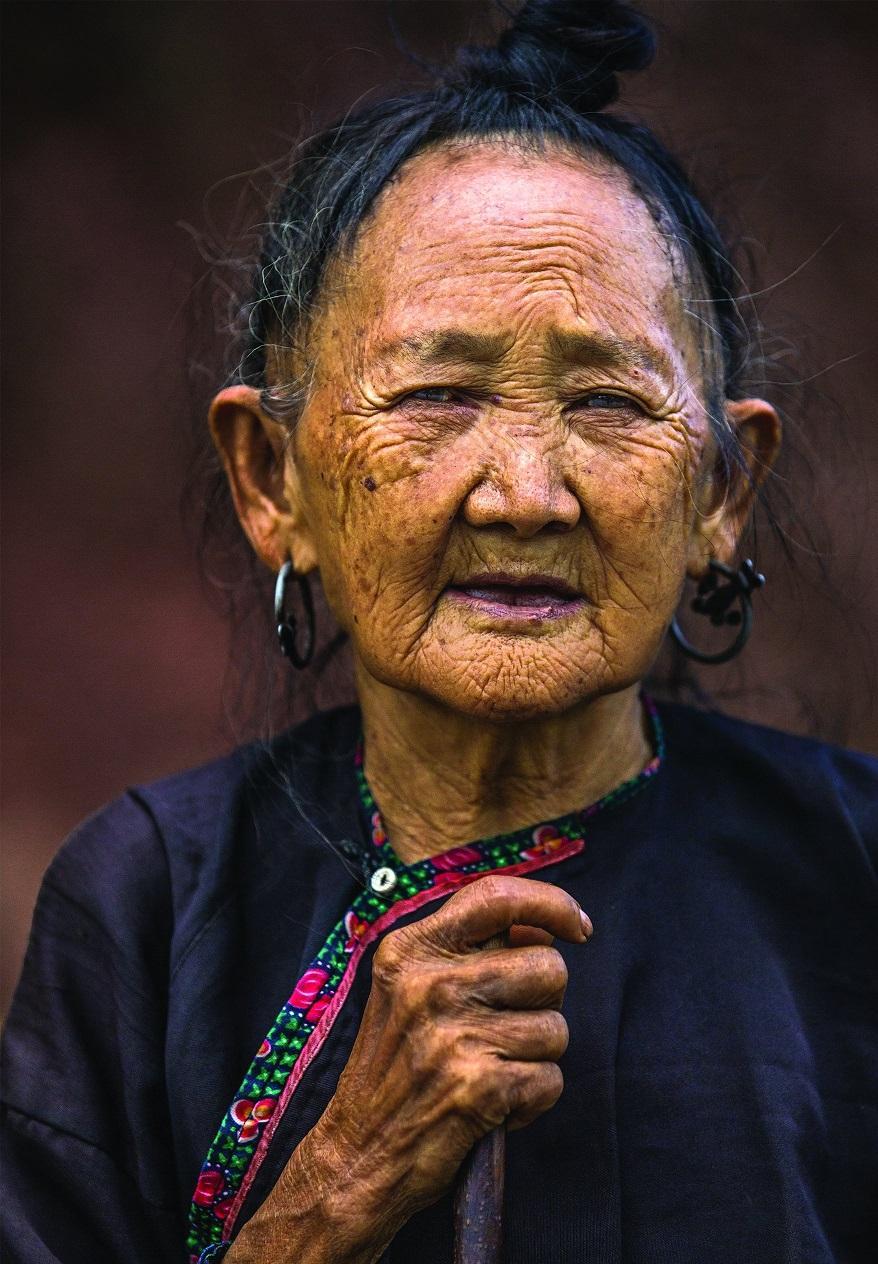 27. Жительница деревни Дьен Бьен Пху.
