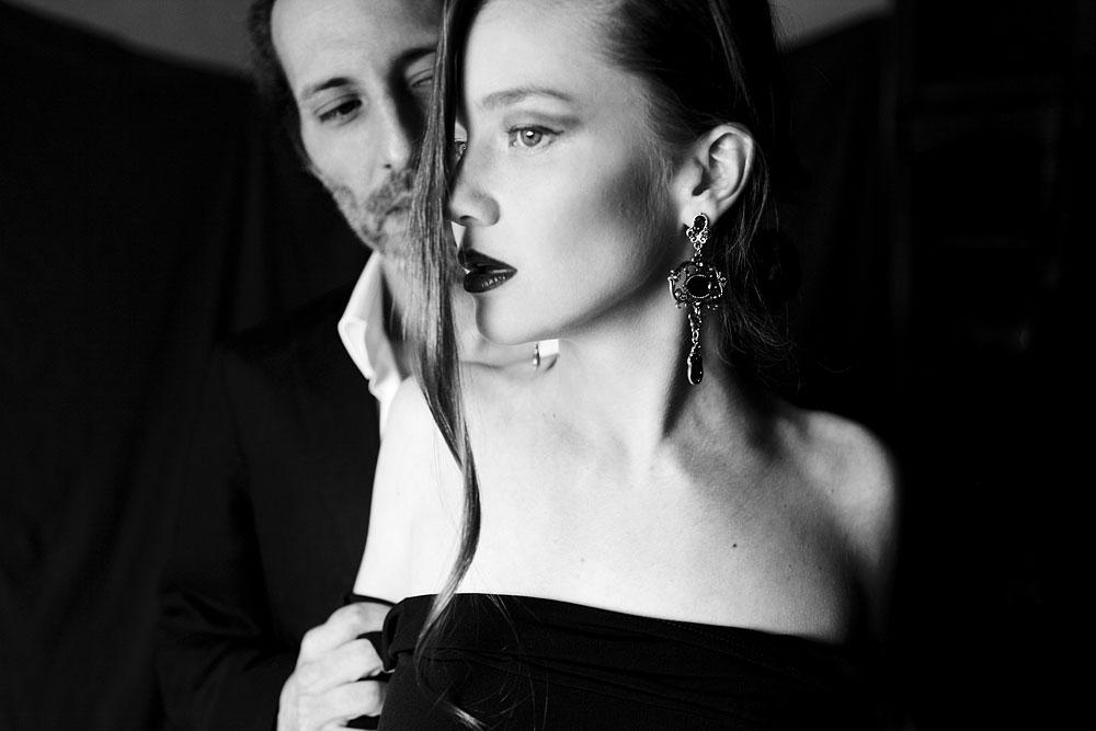 Портретные и эротические фотографии Илоны Шевчишиной