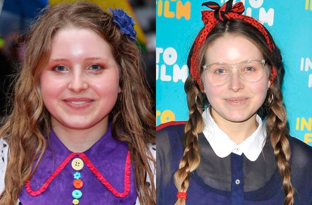 Джесси Кейв (Лаванда Браун) Джесси дебютировала в фильме «Гарри Поттер и принц-полукровка» в роли на