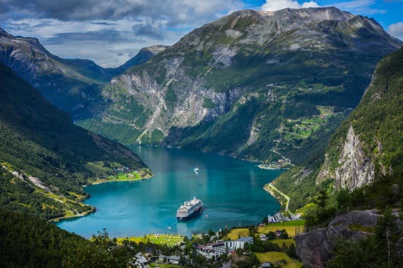 Места в Норвегии, которые нужно посетить: Западные фьорды