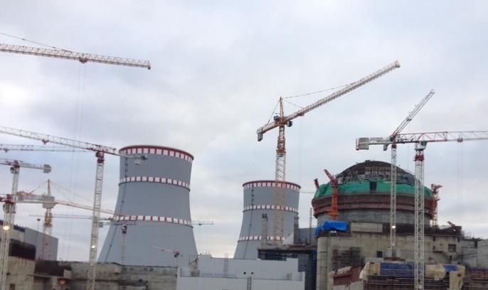 Третий энергоблок Ривненской АЭС вышел изремонта