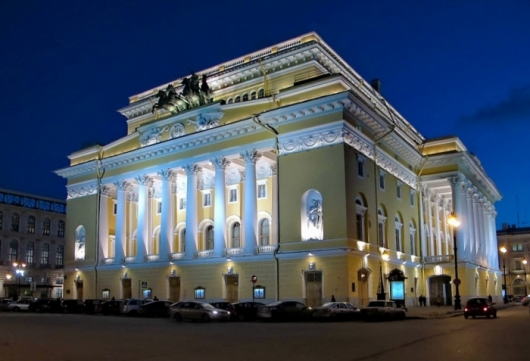 Александринский театр празднует 260-летие