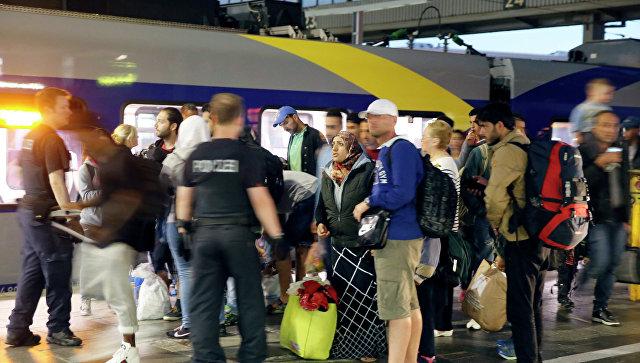 ВГермании подсчитали, что напрофтехобразование беженцев нужно €100 млн.