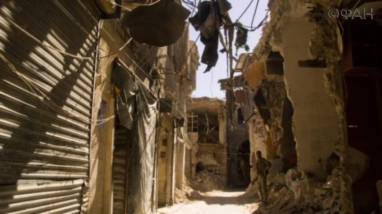 Сирийская оппозиция потребвала отЕС ввести санкции против РФ