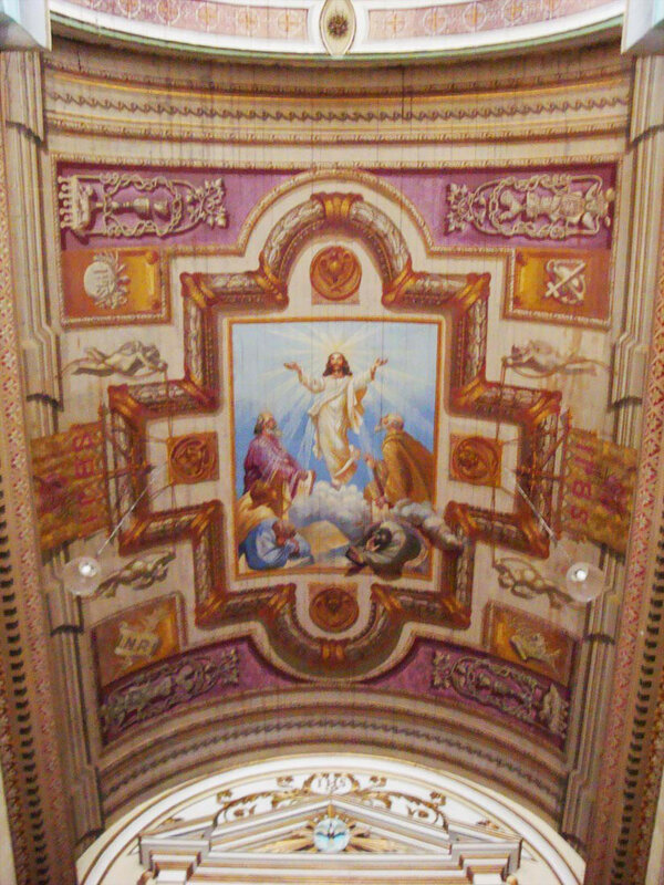 Basílica em Iguape SP Transfiguração de Jesus
